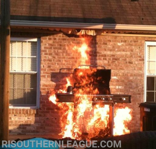 Don't let this be you...Take a look at this month's Ask A Firefighter Column...