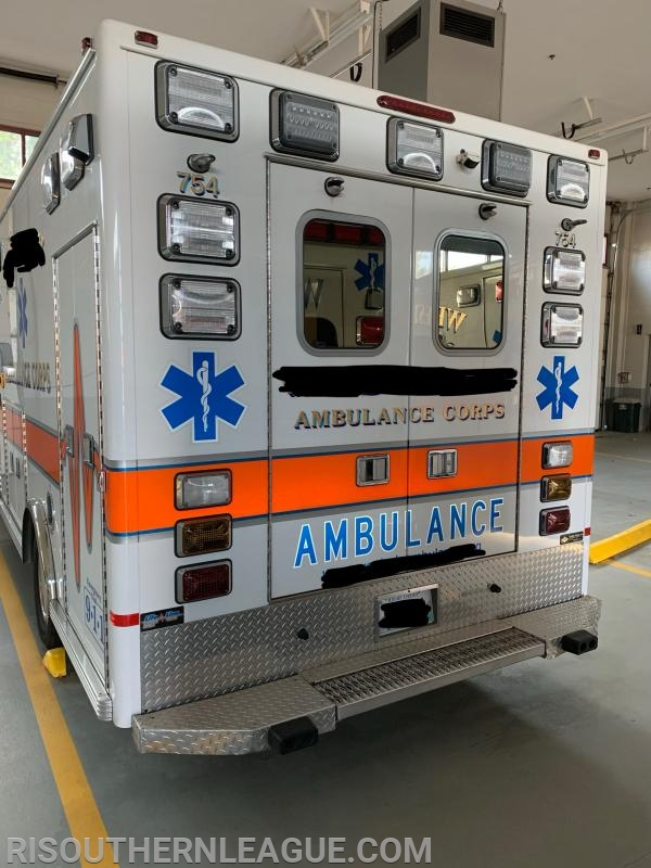 Ambulance For Sale >> 2015 Ambulance For Sale Rhode Island Southern Firefighters