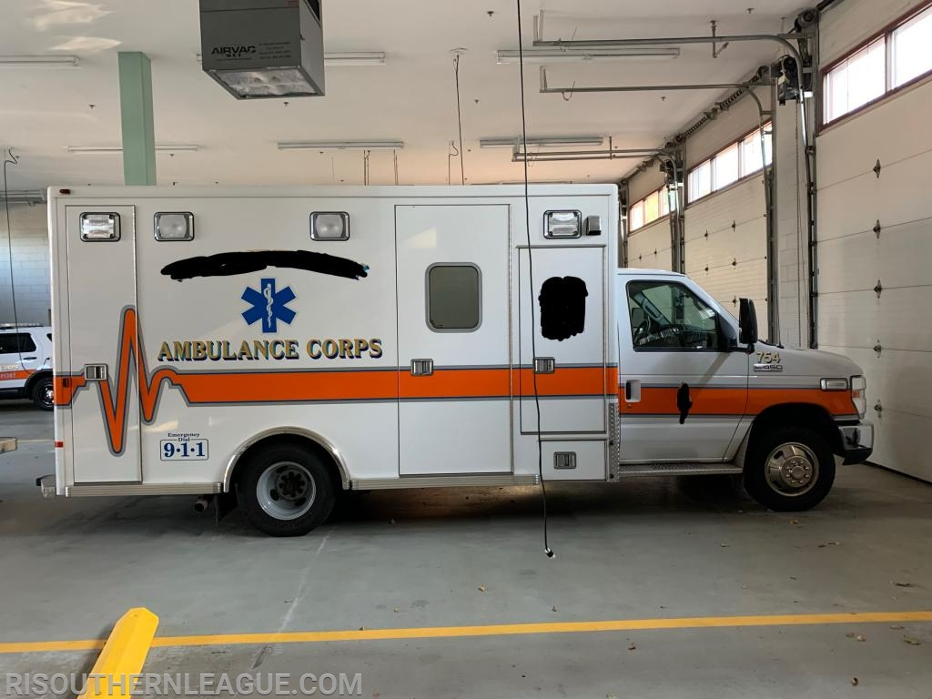2015 Ambulance For Sale. Contact Westerly Ambulance