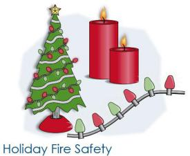 Winter Fire Safety Article